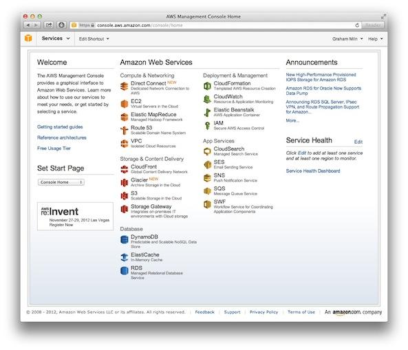 Setting Up glacier-cli on Mac OS X